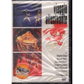 Viaggio Allucinante DVD Stephen Boyd / Raquel Welch Sigillato 8010312026713