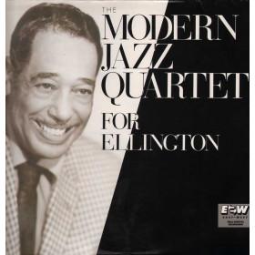 The Modern Jazz Quartet Lp 33giri For Ellington Nuovo