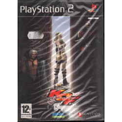 King of Fighters Maximum Impact Playstation 2 PS2 Sigillato 5060050940935