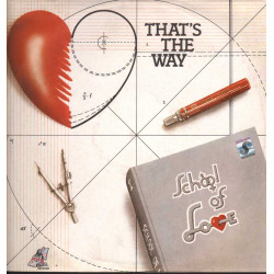 "School Of Love Vinile 12"" That's The Way Nuovo"