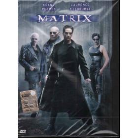 Matrix - Snapper - Z8 17737 DVD Keanu Reeves / Laurence Fishburne Sigillato 7321955177375