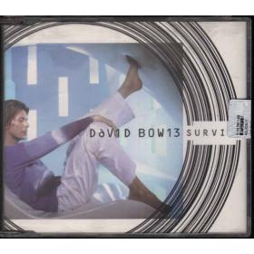 David Bowie CD'S Survive Nuovo 0724389648720