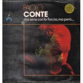 Paolo Conte Lp 33giri Stai Seria Con La Faccia, Ma Sig Gatefold 0035627527517