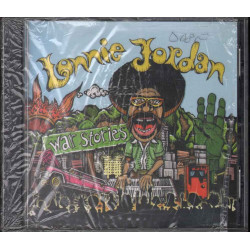 Lonnie Jordan CD War Stories Nuovo 0888072302662