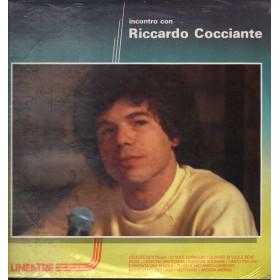 Riccardo Cocciante Lp 33giri Incontro Con Nuovo Sigillato 0035627443619