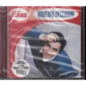 Roberto Vecchioni CD Super Stars / Universal Sigillato 0731454292627