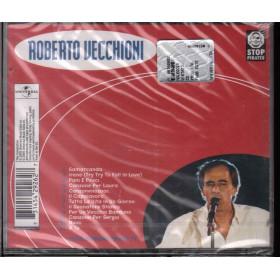 Roberto Vecchioni CD Super Stars Nuovo Sigillato 0731454292627