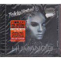 Tokio Hotel CD Humanoid (English Version) Nuovo Sigillato 0602527172798