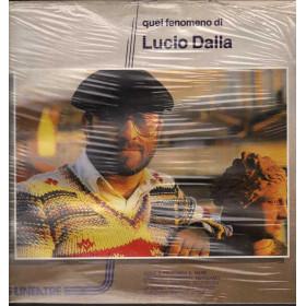 Lucio Dalla Lp 33giri Quel Fenomeno Di Lucio Dalla  Nuovo Sig. 0035627436819