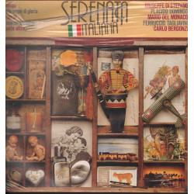 AA.VV. Lp Vinile Serenata Italiana Canzoni E Voci Immortali / K-Tel