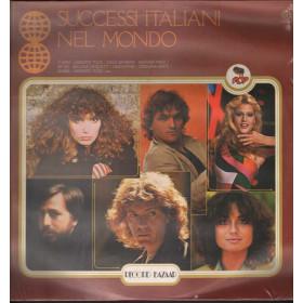AA.VV. Lp 33giri Successi Italiani Nel Mondo Nuovo Sigillato 0000260