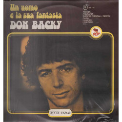 Don Backy - Un Uomo E La Sua Fantasia Record Bazaar RB 161