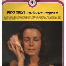 Pino Calvi Lp 33giri Musica Per Sognare - Sexy Cover  Nuovo 0072008