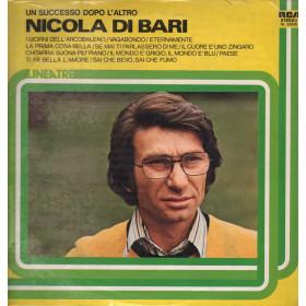Nicola Di Bari  Lp 33giri Un Successo Dopo L'Altro Nuovo Sigillato 00033008