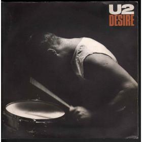 "U2  45giri 7"" Desire Copertina: Aprobile - Sleeve: Gatefold Nuovo 5014474040009"