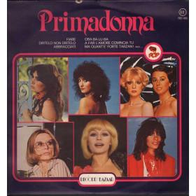 AA.VV. Lp Vinile Primadonna / Record Bazaar RB 185 Nuovo