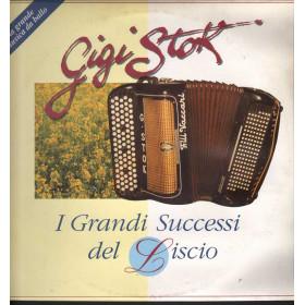 Gigi Stock Lp 33giri I Grandi Successi Del Liscio Nuovo NR 4203-1 8012842420313