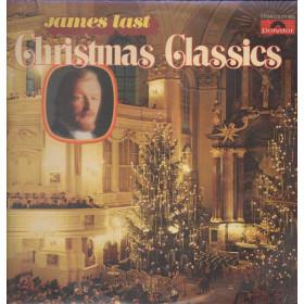 James Last Lp 33giri Christmas Classics Nuovo Sigillato