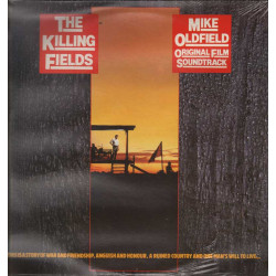 Mike Oldfield Lp 33giri The Killing Fields Original Soundtrack Nuovo Sigillato
