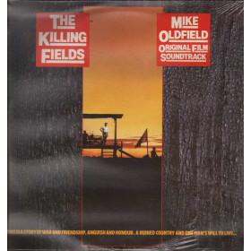 Mike Oldfield Lp Vinile The Killing Fields Original Soundtrack OST Sigillato
