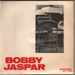 "Bobby Jasper Quartet and Quintet Vinile EP 7"" Seven Up / The Fuzz Nuovo"