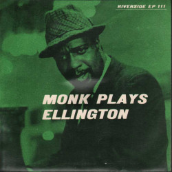 "Thelonious Monk Vinile EP 7"" Monk Plays Ellington Nuovo"