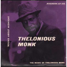 "Thelonious Monk Vinile EP 7"" Round Midnight / Monk's Mood Nuovo"