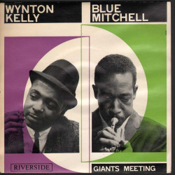 "Blue Mitchell and Wynton Kelly Vinile EP 7"" I'll Close My Eyes Nuovo"