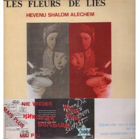 "Les Fleurs De Lies Vinile 12"" Hevenu Shalom Alechem / Joker JOK 006"