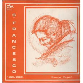 Giuseppe Cionfoli - S. Francesco (1182-1982) Cultura & Musica