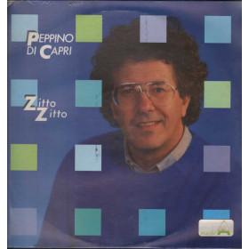 Peppino Di Capri Lp 33giri Zitto Zitto Nuovo Sigillato 001259