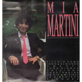 Mia Martini Lp 33giri Mia Nuovo Sigillato RARO