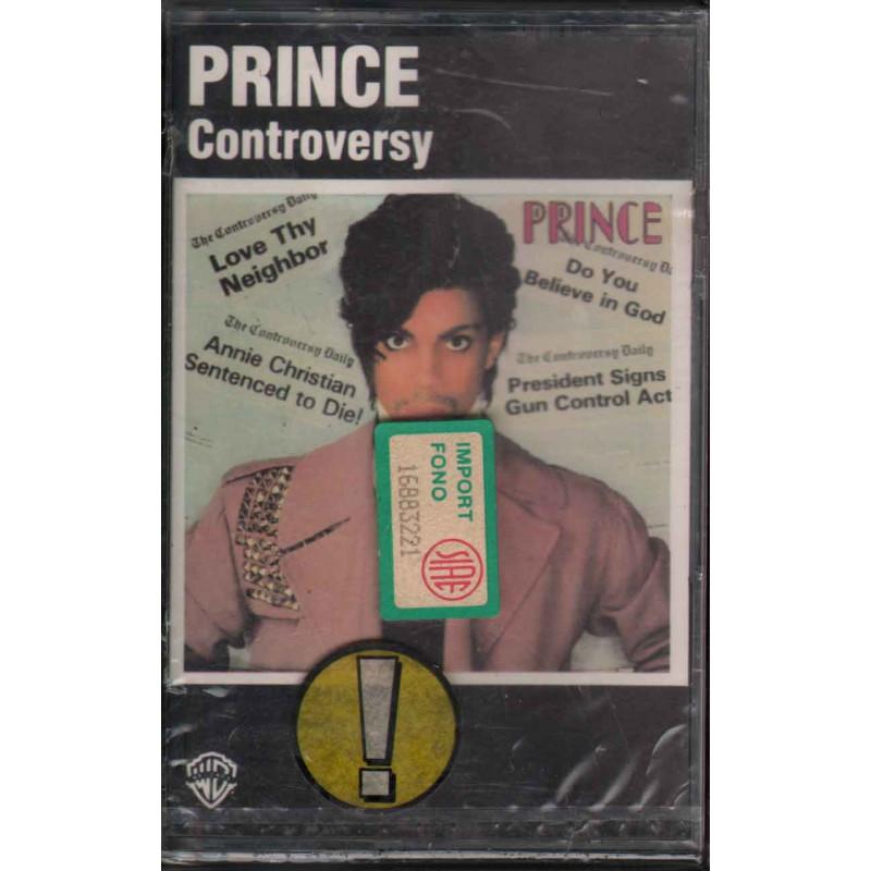 Prince MC7 Controversy Nuova Sigillata 0075992360142