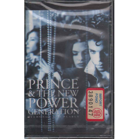 Prince & The New Power Generation ‎MC7 Diamonds And Pearls Sigillata 0075992537940
