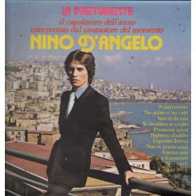 Nino D'Angelo Lp 33giri 'A Parturente Nuovo 0000730