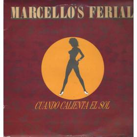 Marcello's Ferial Lp 33giri Cuando Calienta El Sol Nuovo 0008998