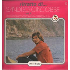 Sandro Giacobbe  Lp 33giri Ritratto di... Vol.2 Nuovo 000220