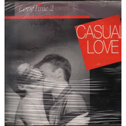 AA.VV. Lp 33giri Love Time 2 - Casual Love Nuovo Sigillato 0035627460418