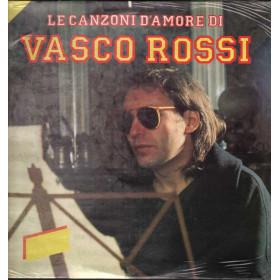 Vasco Rossi - Le Canzoni D'Amore Di Vasco Rossi / Ricordi 