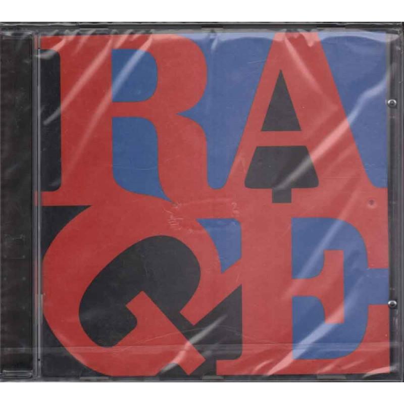 Rage Against The Machine CD Renegades Nuovo Sigillato 5099749992122
