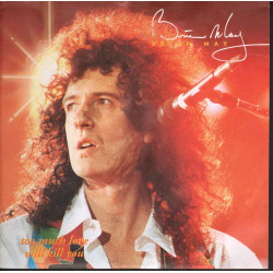 "Brian May 45giri 7"" Too Much Love Will Kill You Parlophone ‎Nuovo 0724388019972"