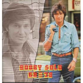 Bobby Solo LP 33giri 68-78 Nuovo Sigillato MD-TP 001