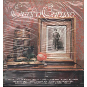Enrico Caruso Lp Vinile Omonimo Same / Ricordi ORL 8607 Orizzonti