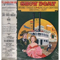 Jerome Kern Lp Showboat Music Theater Of Lincoln Center Recording RCA