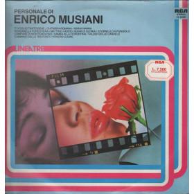 Enrico Musiani - Personale Di Enrico Musiani / RCA Linea TRE