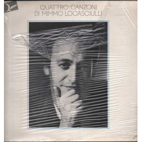 Mimmo Locasciulli - Quattro Canzoni Di / RCA PG 33403 Qdisc