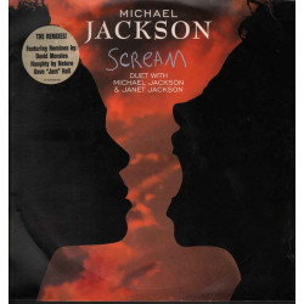 "Michael Jackson Vinile 12"" 33giri Scream Epic EPC 662022 6 Nuovo 5099766202266"