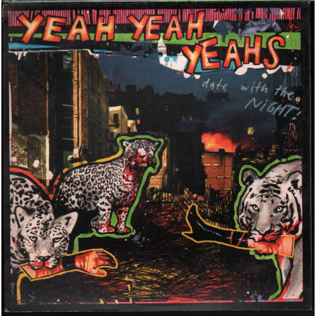Yeah Yeah Yeahs CD's SINGOLO Date With The Night Nuovo 0044006569628