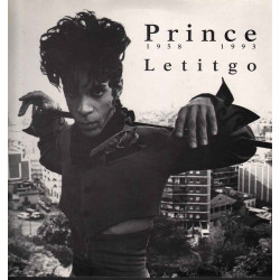 "Prince Vinile 12"" Letitgo Nuovo Warner Bros WO260 T 0093624173809"