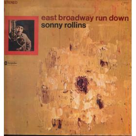Sonny Rollins Lp East Broadway Run Down / ABC Records 3C 064 90808